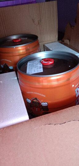 德国原装进口啤酒费尔德城堡(feldschlobchen)小麦白啤酒5L桶装 费白5L桶装*1桶 晒单图