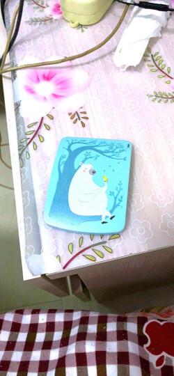 台湾Artiart创意双卡夹公交饭卡门禁银行卡卡套硬壳惬意熊 晒单图