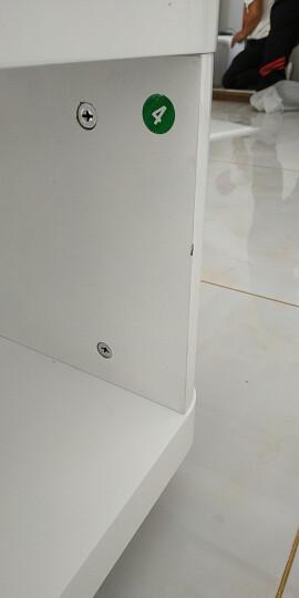 双虎家私 布艺沙发客厅家具小户型沙发可拆洗布艺沙发组合069 069绅士蓝调-右妃 晒单图