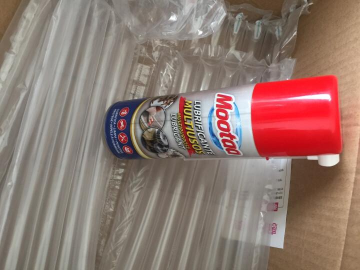 膜太(MOOTAA) 防锈润滑剂螺栓松动剂除锈剂门锁润滑油除胶多功能清洁剂smzdm 晒单图