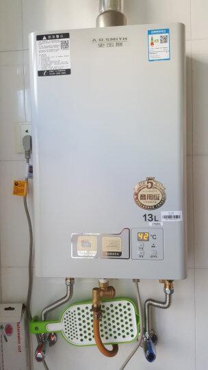 史密斯(A.O.Smith)  13升燃气热水器 家用恒温不限流  JSQ26-TA 清仓特惠 晒单图