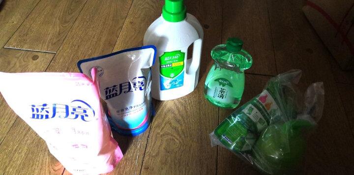 蓝月亮 洗衣液袋装宝宝专用1kg(百合清香) 晒单图