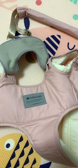 babycare 婴儿学走路舒适透气款两用学步带 3010樱粉 晒单图