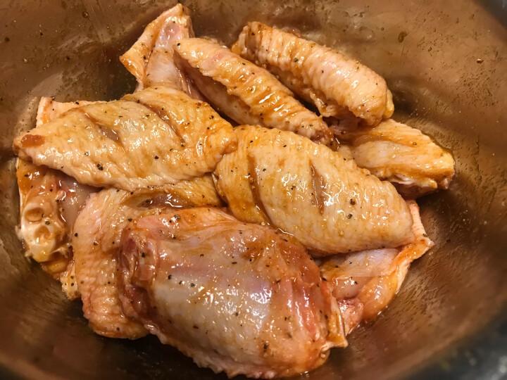 【冷鲜肉】泰森(Tyson) 新鲜鸡爪 400g/袋 烧烤食材 晒单图