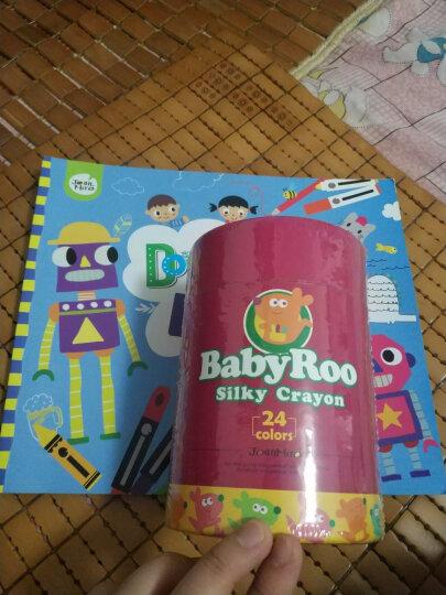 美乐(JoanMiro)步步学画四合一套装幼儿学画画本儿童画本涂色本文具填色本玩具 晒单图