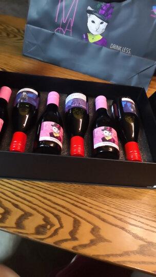 匈牙利原瓶进口红酒 西莫安德斯(Andrassy)托卡伊阿苏五篓贵腐酒葡萄酒单支树皮盒礼盒装 500ml 晒单图
