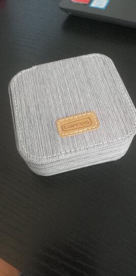 图拉斯手机镜头 外置摄像头苹果iphoneX/8华为单反广角微距鱼眼通用高清自拍照神器套装双安卓抖音 星空黑(广角+微距)-苹果专用款 晒单图