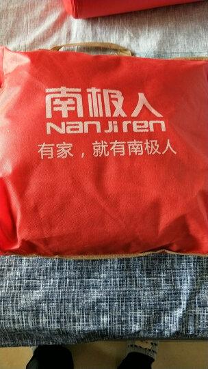 南极人(NanJiren)床笠家纺 加厚夹棉床罩床套床单 玉色 1.8米床 晒单图