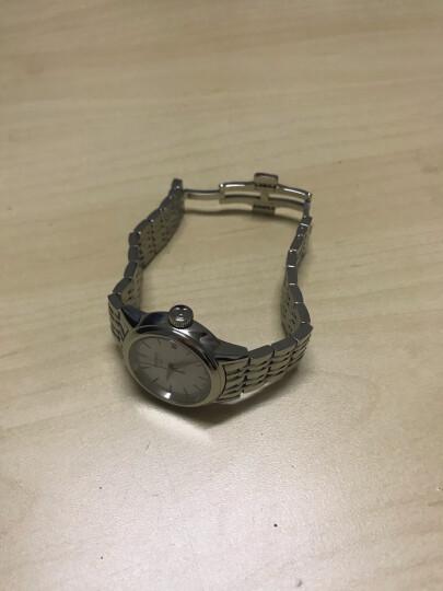 天梭(TISSOT)瑞士手表 卡森系列钢带石英女士手表T085.210.11.011.00 晒单图