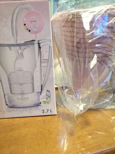 倍世(BWT)缤镁系列 Penguin 2.7L电子计次 珍珠白 欧洲原装进口过滤净水器 家用滤水壶 净水壶 晒单图