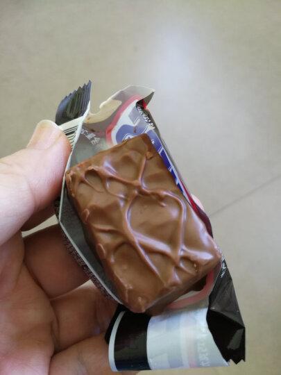 士力架 花生夹心巧克力(全家桶)礼物送女友 休闲零食员工福利 糖果460g (新旧包装随机发放) 晒单图