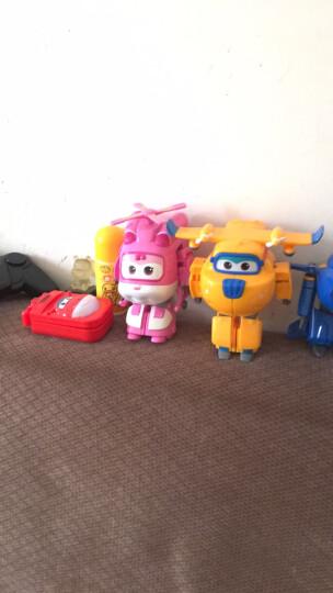 奥迪双钻(AULDEY)超级飞侠益智玩具大变形机器人-酷雷 男孩女孩玩具生日礼物 720223 晒单图