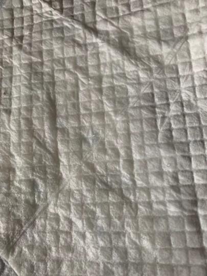 十月结晶 婴儿一次性隔尿垫宝宝纸尿垫巾新生儿护理垫防水床单 不可洗 100片新生儿33*45cm 晒单图