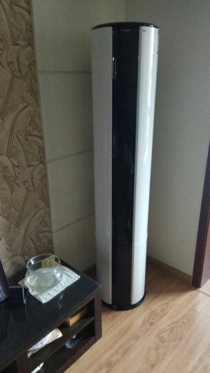 海尔(Haier)帝樽 3匹变频立式空调柜机 二级能效 自清洁 智能 静音空调KFR-72LW/09UCP22AU1 晒单图