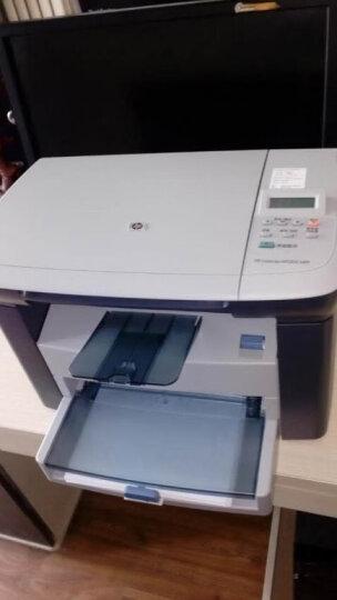 惠普(HP) 打印机 M1005 A4黑白激光 多功能 复印机 扫描机 一体机 办公 家用 晒单图