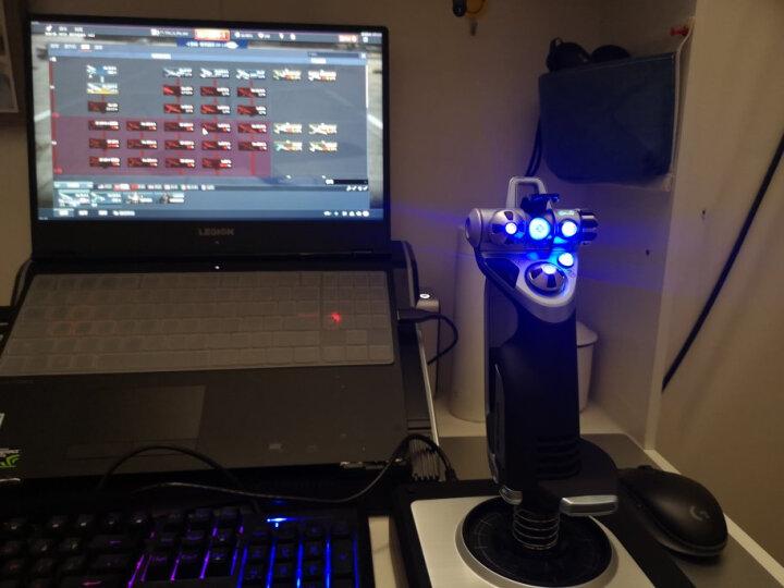 罗技(G)X52 HOTAS油门和摇杆模拟控制器 飞行模拟 赛钛客 X52 猎鹰摇杆 晒单图