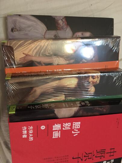 胆小别看画系列 方块A的作弊者+哭泣的女人+死神与少女+人性的暗影(套装共4册) 晒单图