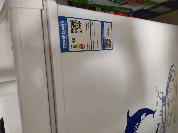 澳柯玛(AUCMA)150升家用冷柜 小冰箱 冷藏冷冻转换冰柜 全冷藏或全冷冻    BC/BD-150HY(NE) 晒单图
