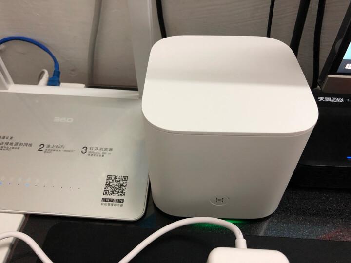 荣耀路由X1 增强版 1200M双频优选高速家用无线路由器 WiFi穿墙好稳定不掉线 内置巴伦免调天线 支持IPv6 晒单图