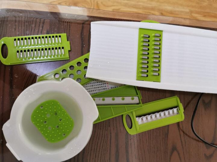 欧橡OAK 多功能切菜器土豆切丝器刨丝器切片器擦丝神器配护手器送削皮刀 C058 晒单图