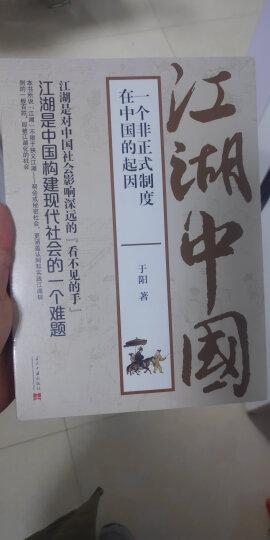 江湖中国:一个非正式制度在中国的起因 晒单图