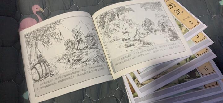 西游记连环画 大图大字(套装全12册) 晒单图