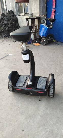 Airwheel 爱尔威坐立平衡车 两轮体感车双轮电动儿童扭扭车男女思维车 S8Mini黑色 晒单图