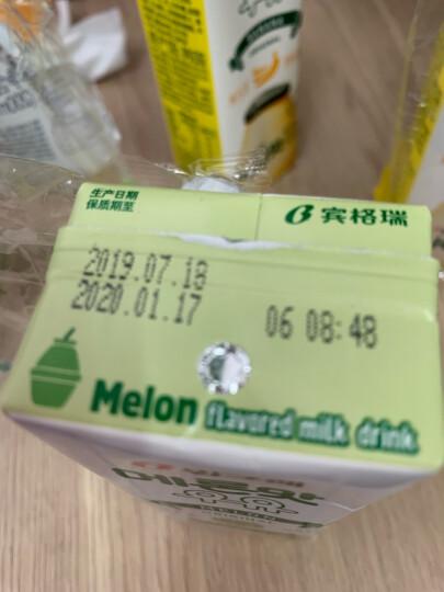 韩国进口 宾格瑞(BINGGRAE)香蕉味牛奶饮料200ml*6 晒单图