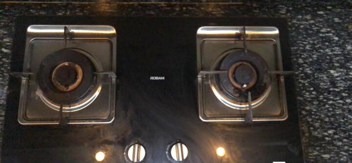 老板(Robam)燃气灶 嵌入式煤气灶具 家用双灶具嵌可用天然气 聚中劲火(天然气)JZT-33B7 晒单图