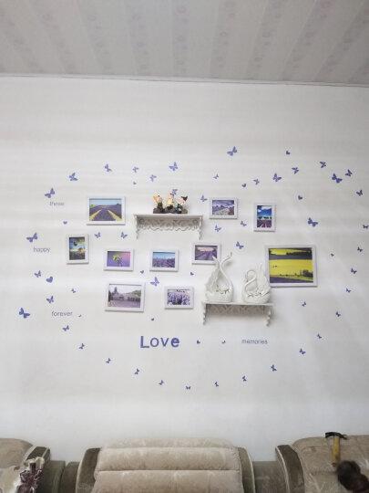 贝汉美(BHM) 创意描金天鹅摆件工艺品 家居客厅电视柜红酒柜装饰品结婚礼物 甜蜜时光天鹅(礼盒装) 晒单图