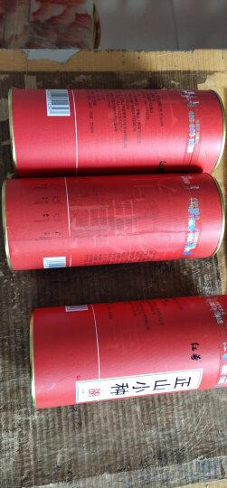 红尊茶叶 红茶金骏眉甜香正山小种 茶叶礼盒四罐装共500g 晒单图