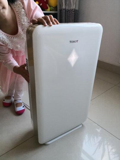 格力大松 TOSOT 空气净化器 0耗材 家用除细菌除雾霾PM2.5静音过滤KJ200F-A01 晒单图