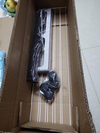 奥克斯(AUX)干衣机家用烘衣机烘干机1000W双层容量 家用15公斤 R8蓝+【不锈钢杆+毛巾架】 晒单图