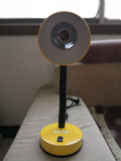 道远亮眼睛 5W白光 工作学生学习台灯现代简约办公卧室床头阅读灯MT2021 晒单图