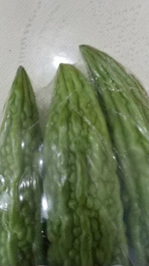 绿鲜知 苦瓜 约500g 凉拌榨汁 新鲜蔬菜 晒单图