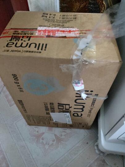 惠氏启赋(Wyeth illuma)4段奶粉 爱尔兰进口 3-6岁及7岁学龄前儿童配方 900克(罐装) 晒单图