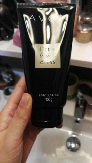 雅芳(AVON)小黑裙香体乳150克 (新老包装随机发送 身体乳 女润体乳滋润肌肤) 晒单图