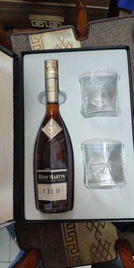 人头马(Remy Martin)洋酒 CLUB优质香槟区干邑白兰地 700ml 2020年新年礼盒 晒单图