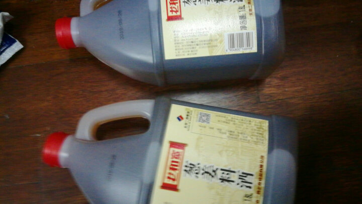 龙和宽龙和宽牌葱姜料酒老北京风味无防腐剂厨房烹饪蒸鱼料酒 1800ml 晒单图