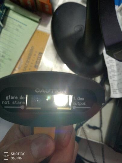 驰腾(chiteng) CT3200B条码二维码扫描枪 超市收银有线扫描器 微信扫码枪 晒单图