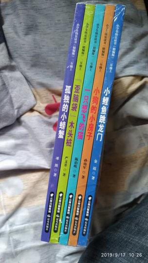 快乐读书吧二年级上册小鲤鱼跳龙门孤独的小螃蟹注音版一只想飞的猫小狗的小房子歪脑袋木头桩二年级课外阅读 晒单图