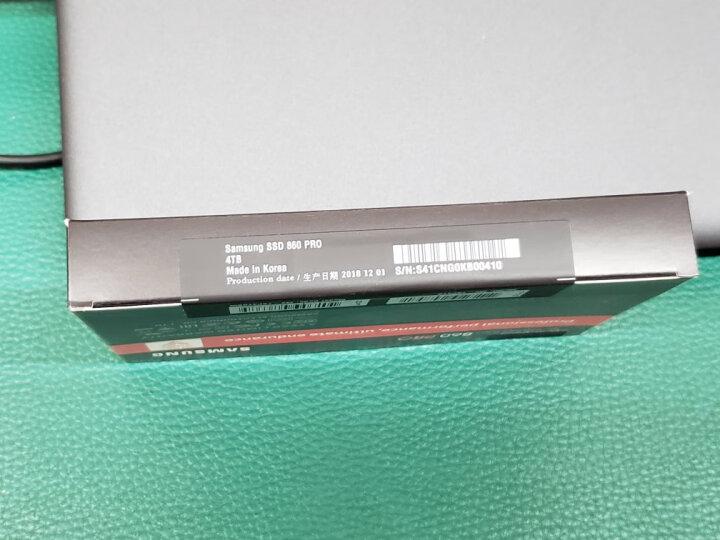 三星(SAMSUNG)860PRO 256G/512G/1T/2T/4T MLC颗粒SATA固态硬盘 850Pro 512G 晒单图