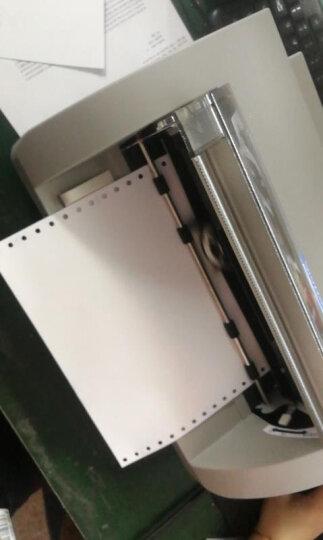 格志AK890S针式打印机全新 营改增发票打印机 快递单 增值税控票据打印机 平推式 前进纸单打型 晒单图