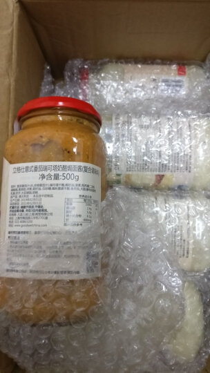 澳大利亚进口 立格仕(LEGGO'S) 意式番茄瑞可塔奶酪焗面酱(复合调味料)  500g 晒单图