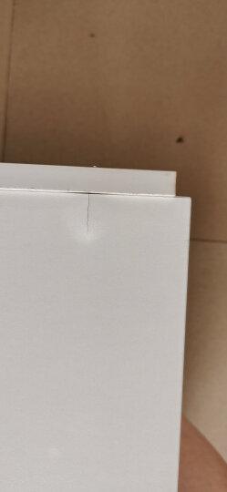 木以成居 电脑桌 大学生宿舍桌子上下铺带收纳书架床上书桌懒人笔记本桌写字台 白色LY-4001W 晒单图