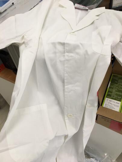 建超服饰医生帽子卫生白色小圆帽实验室工作帽小白帽可调节非一次性 白色 L码(58CM-60CM) 晒单图