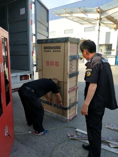 金篆(JINZHUAN) 微型消防站专用柜消防柜工具柜消防器材柜应急消防箱展示柜物业柜 1800*850*390通玻消防柜 晒单图