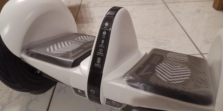 小米平衡车 Ninebot 九号平衡车 智能电动体感车(白) 晒单图