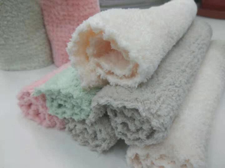 家杰优品厨房清洁抹布家务清洁除油抹布洗碗吸水抹布8条 JJ-MB02 晒单图