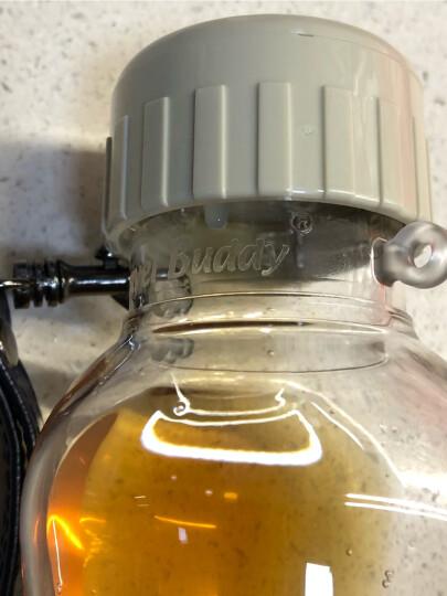 飘逸杯TravelBuddy原产行动拍档旅行杯车载茶具泡茶水杯户外运动健身成人吸管杯 带吸管740ML 晒单图